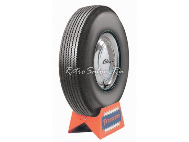 Шины для Газ 21 Волга,  FIRESTONE 6,70-15 BLACK